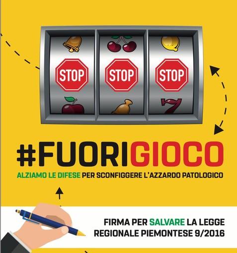 """Il Movimento 5 Stelle di Asti in piazza con la petizione """"#Fuorigioco – Alziamo le difese per sconfiggere l'azzardo patologico"""""""