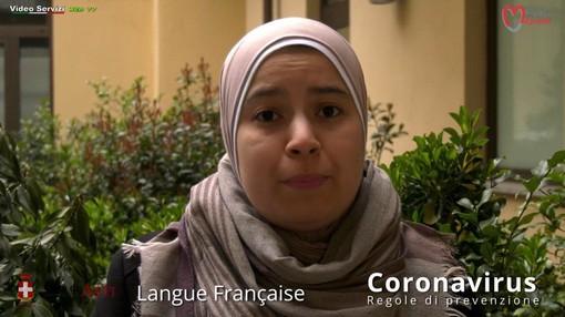 """""""Restate a casa, restez chez vous, stay home"""": da Comune e Ufficio Migrantes di Asti un video ricorda le regole anti Coronavirus (VIDEO)"""