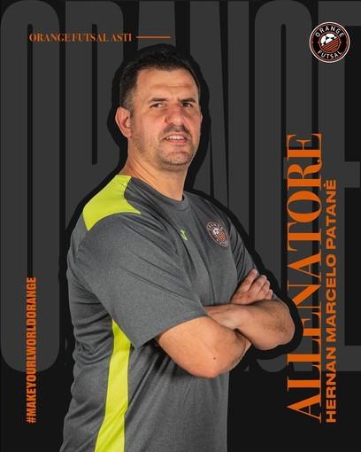 Presentato il nuovo staff dirigenziale dell'Orange Futsal Asti