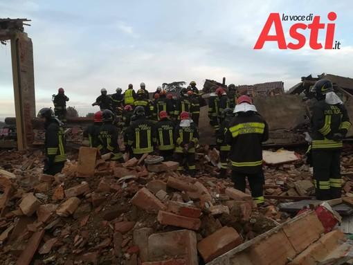 Cascina esplosa a Quargnento e tre Vigili del fuoco morti a novembre. La Procura chiede il rito immediato per i responsabili