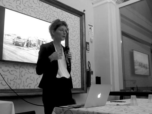 La giornalista Andreja Restek