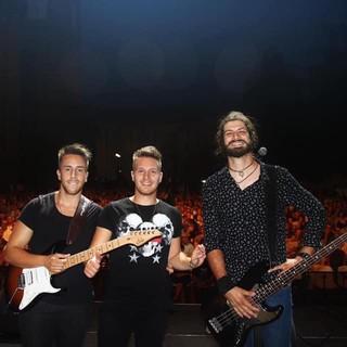 Il sound rock blues dei Rubin Red venerdì sera al Doppio Malto di Asti