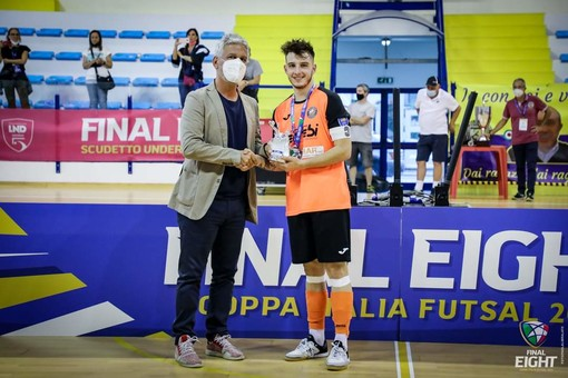 Futsal Asti, intervista a Kevin Rivella MVP Final Eight