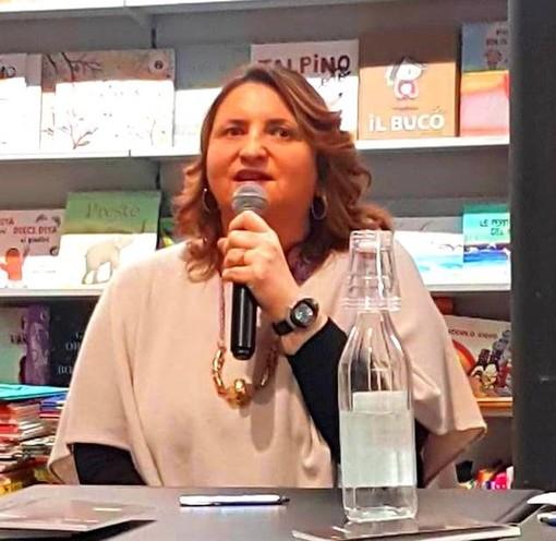"""L'astigiana Renata Sorba oggi ospite del programma """"I fatti vostri"""""""