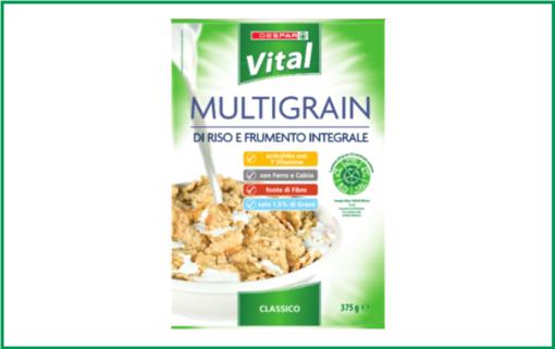 Despar richiama Multigrain di riso e frumento integrale per pericolo allergene non dichiarato