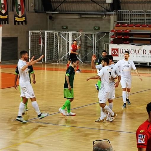 Futsal Asti, vince l'Orange e tiene accesa la speranza per il post season