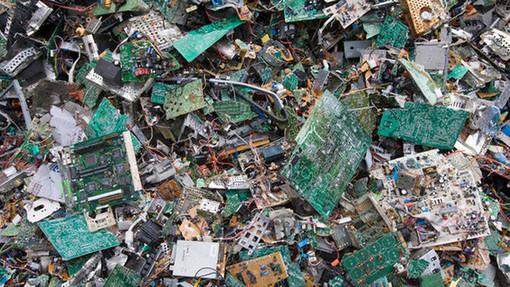 Il Piemonte tra le regioni in cui si smaltiscono meglio rifiuti elettrici ed elettronici