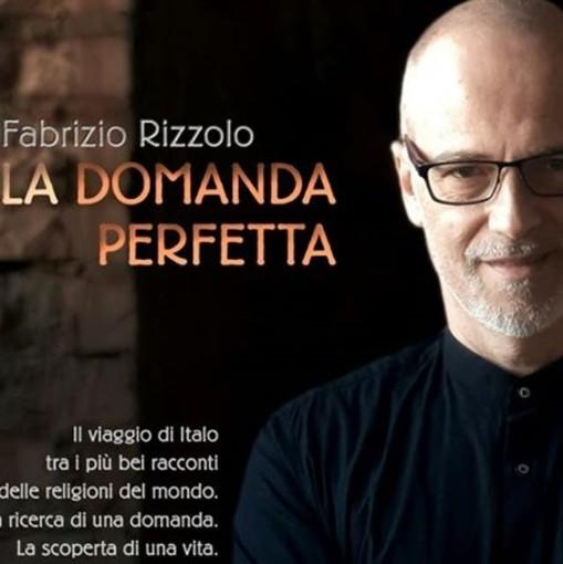 Fabrizio Rizzolo conduttore della serata