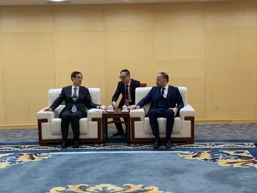 Asti potrà diventare base logistica per imprese cinesi