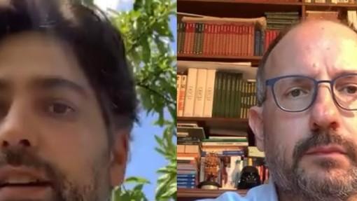 Botta e risposta sui social tra il sindaco Rasero e il deputato astigiano Paolo Romano