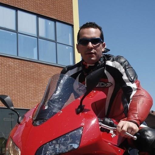 Oggi i funerali di Marco Saccoman, il motociclista di Villanova deceduto in un incidente sabato notte
