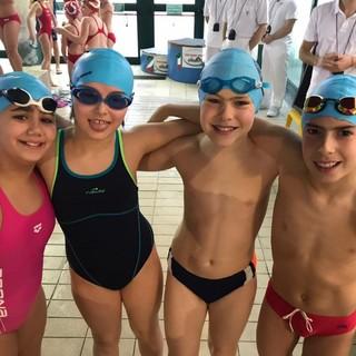 Bene l'Asti Nuoto al Memorial Katia di Tortona. 500 atleti iscritti, 20 società da Piemonte, Liguria e Lombardia