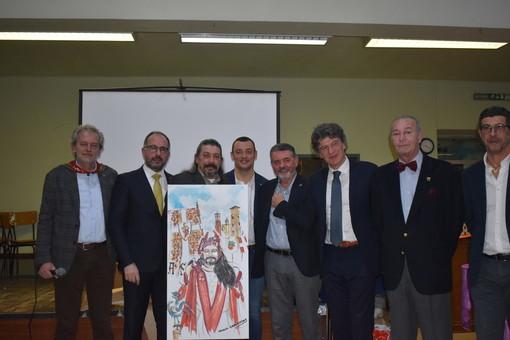Il Borgo San Pietro, sabato, ha festeggiato l'Inchioda. Un momento di storia ed emozioni