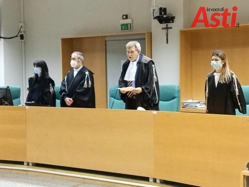 Lettura sentenza processo Barbarossa