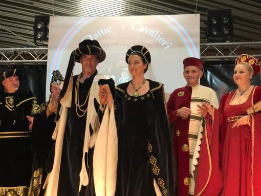 ''La notte di dame e cavalieri'' organizzata dal Rione Santa Caterina è stato un grande successo