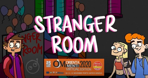 Stranger Room al Salone Orientamenti: un videogioco per scoprire chi sei  e progettare il tuo futuro