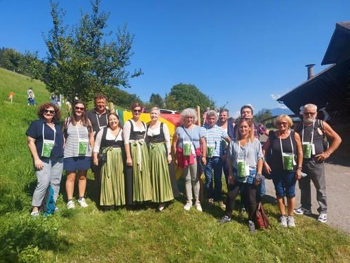 Da San Damiano a Kriens, tanti momenti nel week end del 'Settembre Sandamianese'