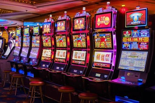 Immagine generica sala gioco d'azzardo
