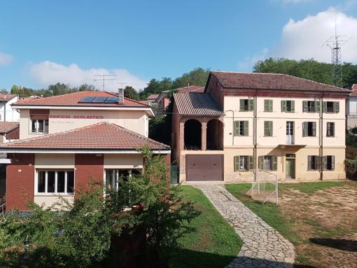 La scuola primaria di Castelnuovo Belbo