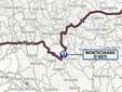 Il tratto di territorio Astigiano toccato dalla seconda tappa, in programma domenica