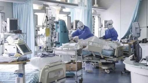 Un reparto di terapia intensiva (foto d'archivio)