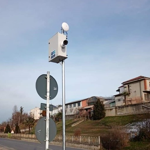 A San Damiano presto nuove telecamere. Arriveranno a 57. Dal 6 maggio nuovi autovelox