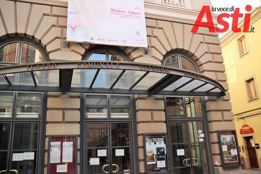 Il Teatro Alfieri di Asti
