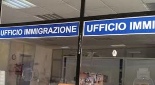 L'Ufficio Immigrazione della Questura di Asti