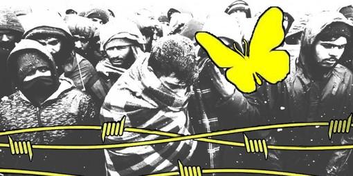'Un ponte di corpi', scende anche nella piazza astigiana contro violenze sulla rotta balcanica