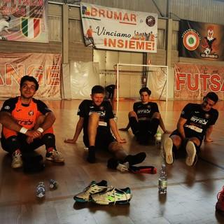 L'Orange Futsal Asti si è congedata dal suo pubblico con una vittoria