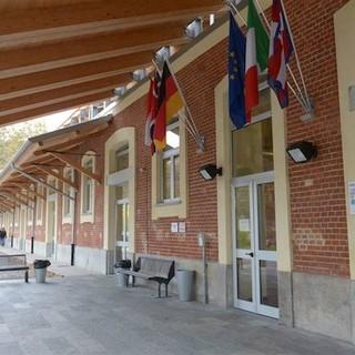 La facciata dell'Università di Asti