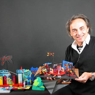 """Asti incontra Ugo Nespolo che presenta """"Per non morire d'arte"""" (Einaudi)"""