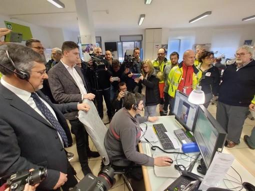 Sanità Piemonte: da oggi chi chiama il 118 può collegarsi in videochat con la centrale di emergenza