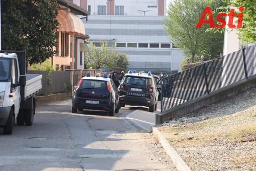 La villa sequestrata stamattina (MerfePhoto)