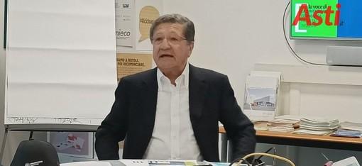 Luigi Visconti riconfermato alla presidenza di Gaia con tutto il CDA