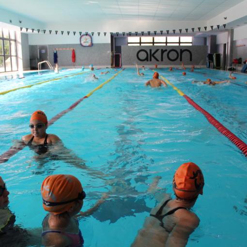 La ValleBelbo Sport all'esordio del circuito della Federazione italiana nuoto