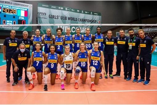 Volley: le azzurrine Under 18 tra le prime quattro al mondo. Battuta la Romania 3-0